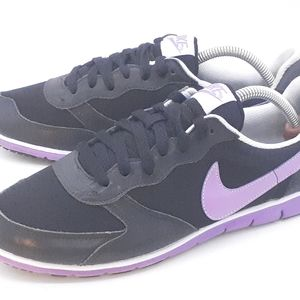 Nike Eclipse Black/Purple US 9.5 Running Shoes